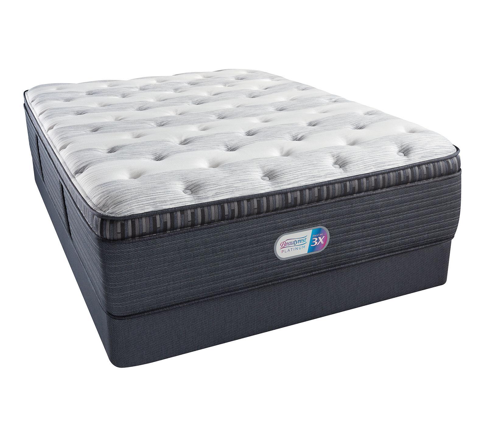 Simmons Beautyrest Platinum Garmon Pillowtop