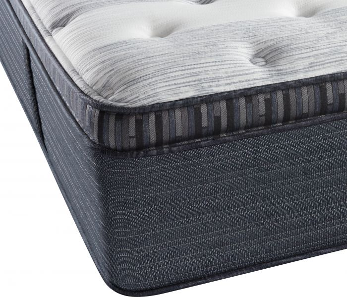 Beautyrest Platinum Haven Pines Plush Pillowtop Mattress