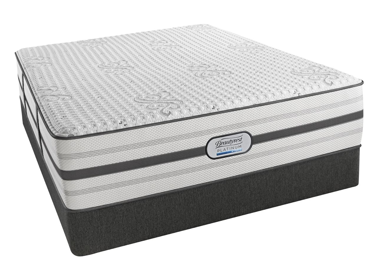 Simmons Beautyrest Platinum Hybrid Aramis Luxury Firm
