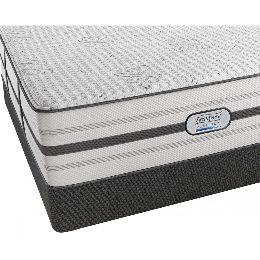 Simmons Beautyrest Platinum Hybrid Bramble Plush