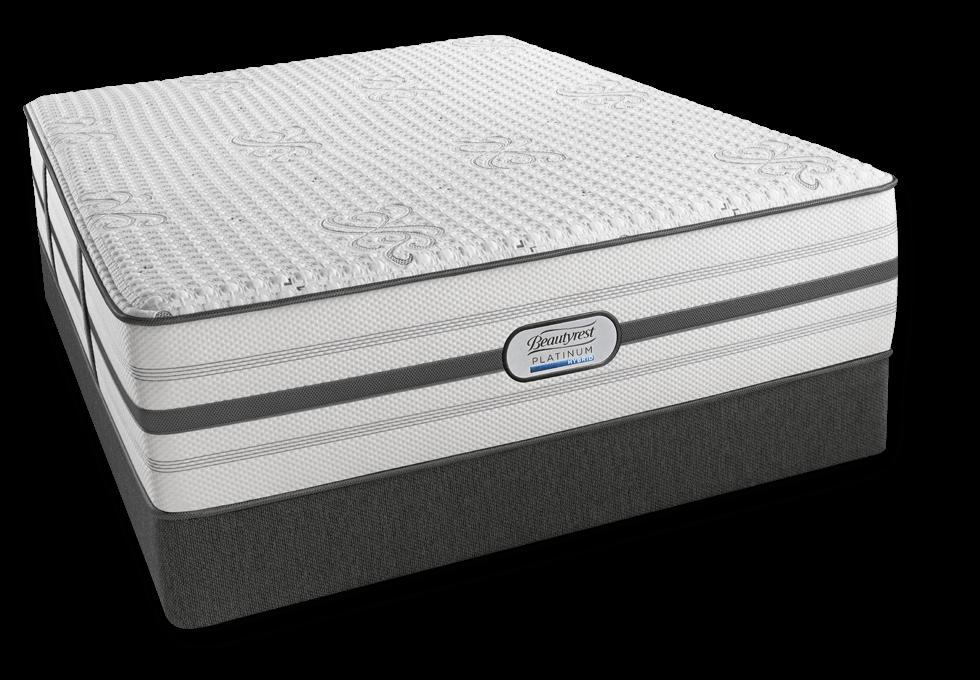 Simmons Beautyrest Platinum Hybrid Bryson Plush Mattress Reviews Goodbed