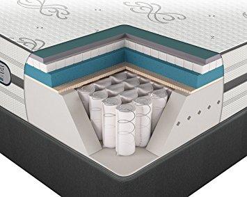 Simmons Beautyrest Platinum Hybrid Quentin Luxury Firm