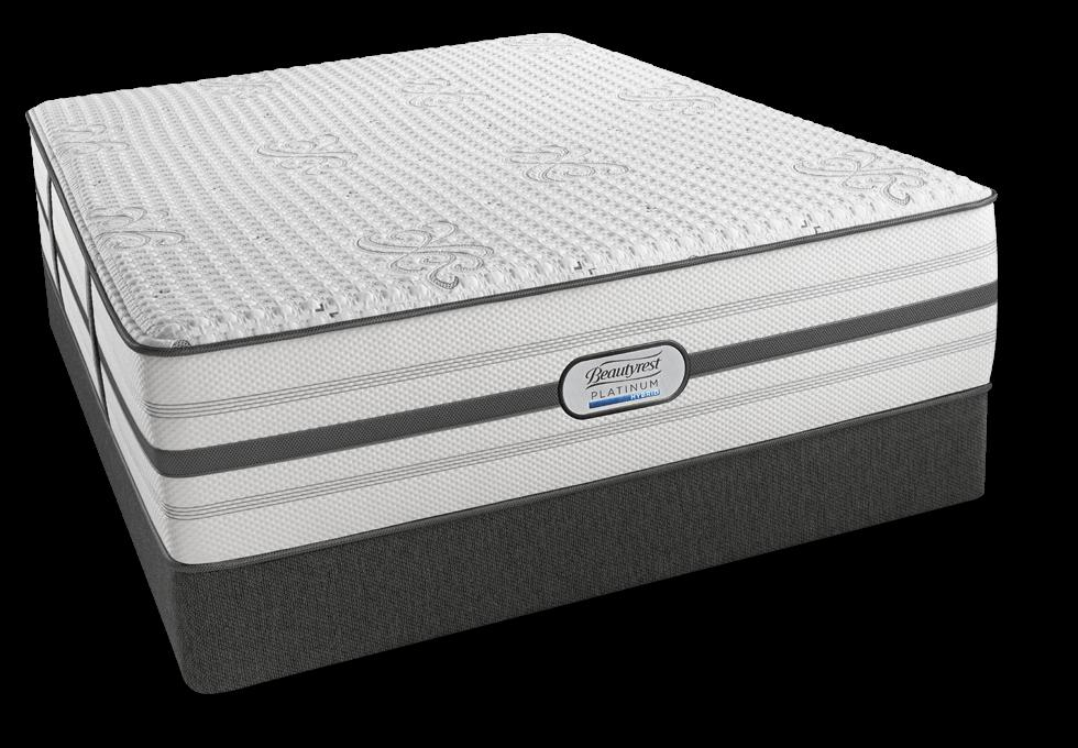 Simmons Beautyrest Platinum Hybrid Quinn Ultra Plush