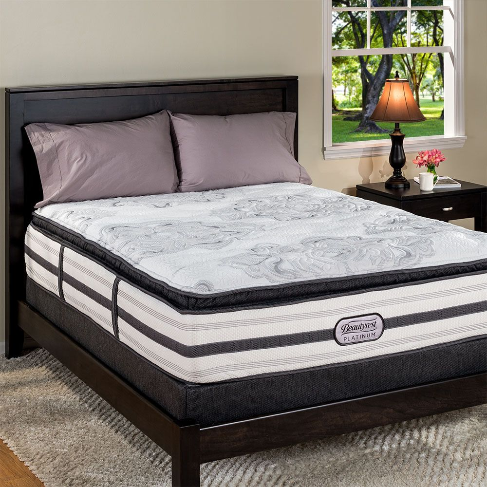 simmons beautyrest platinum tawny pillowtop mattress reviews rh goodbed com Serta Mattress Simmons Mattress Warranty