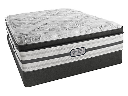 Simmons Beautyrest Platinum Tulsa Luxury Firm Pillowtop