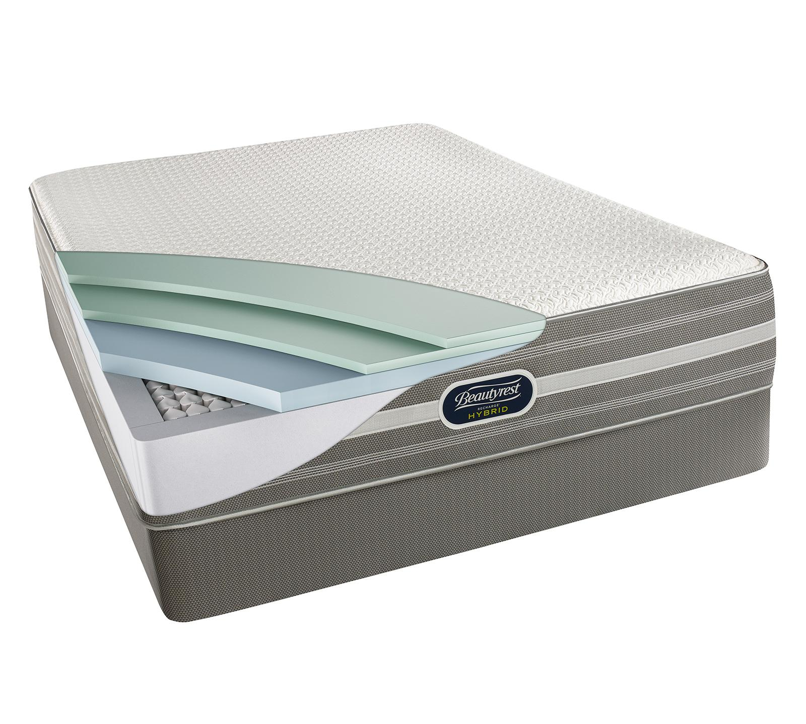 Simmons Beautyrest Recharge Hybrid Greenmont 13 5 Quot Plush