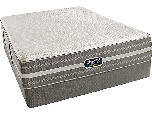 Simmons Beautyrest Recharge Hybrid Sybel Plush Mattress Reviews Goodbed