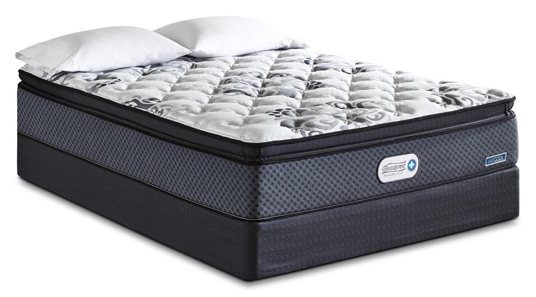 Simmons Beautyrest Recharge Inspire Hi Loft Firm Pillowtop