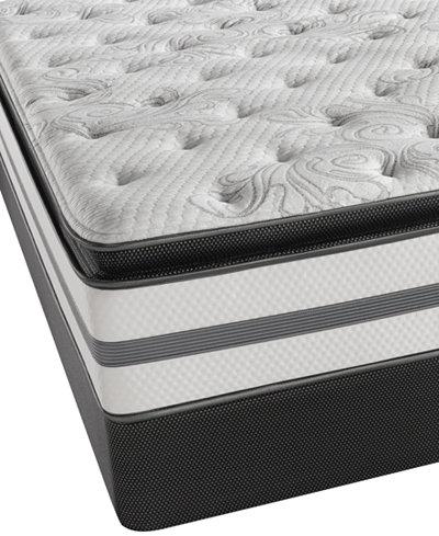 Simmons Beautyrest Recharge Mona Plush Pillowtop Mattress Reviews