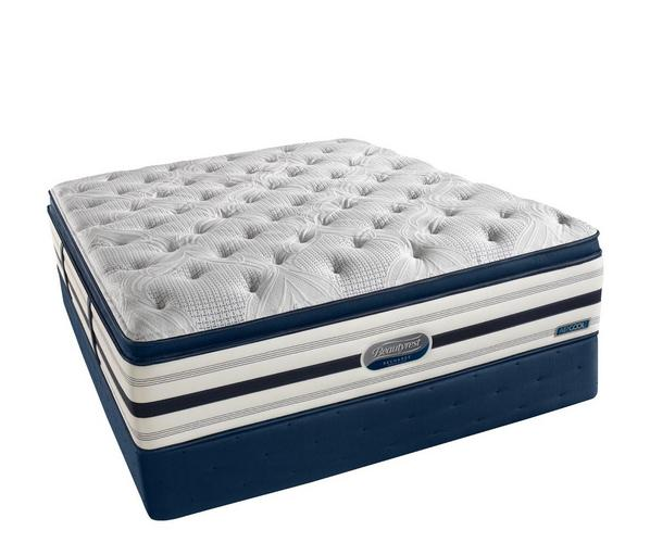 Simmons Beautyrest Recharge World Class Shakespeare Luxury Firm