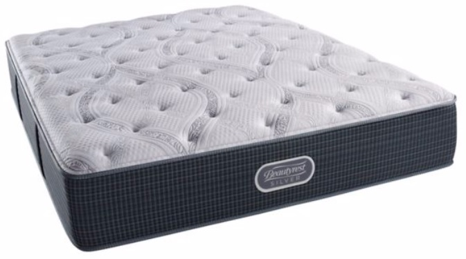 Simmons Beautyrest Silver Florence Plush