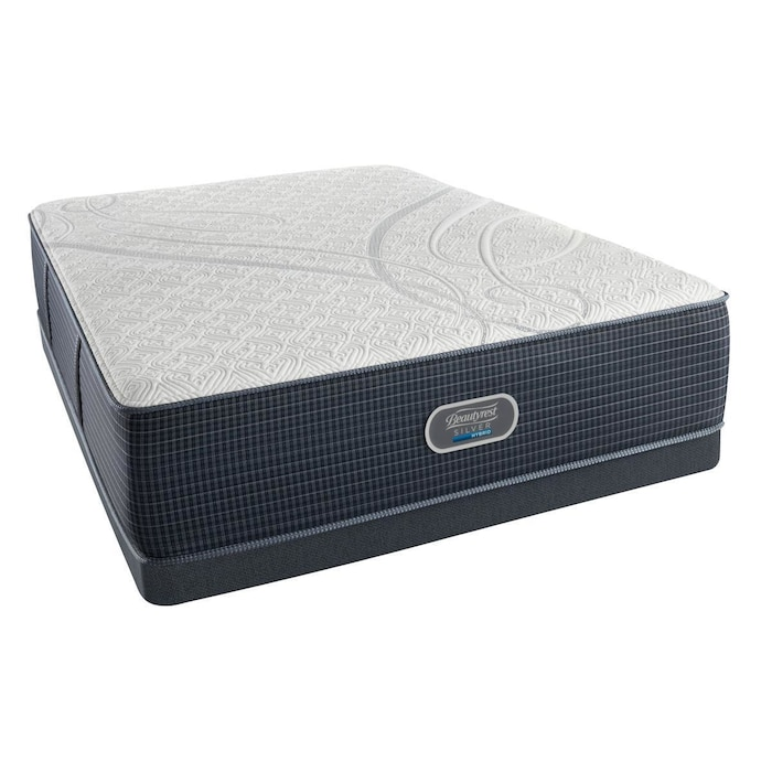 Simmons Beautyrest Silver Hybrid Ashmore Luxury Firm