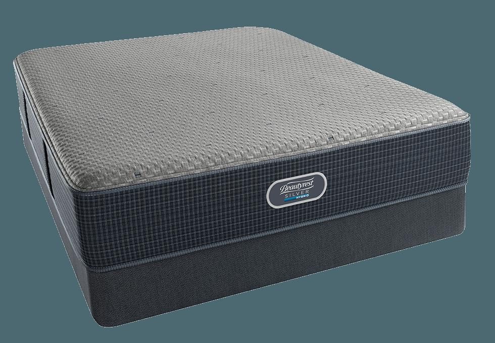 Simmons Beautyrest Silver Hybrid Beachwood Luxury Firm