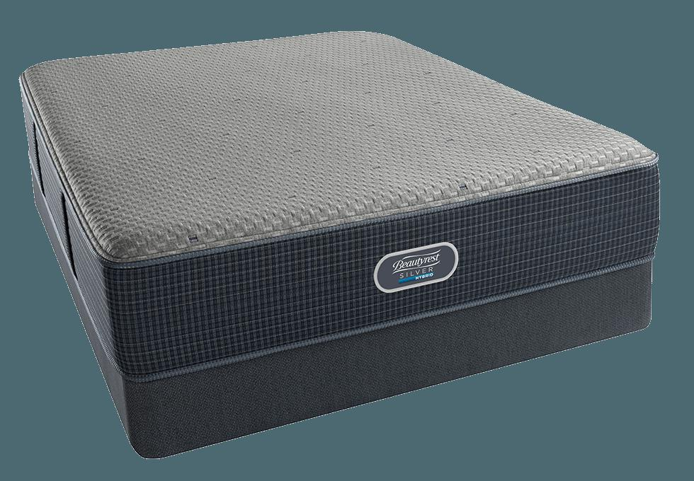 Simmons Beautyrest Silver Hybrid Cascade Mist Firm Mattress Reviews Goodbed