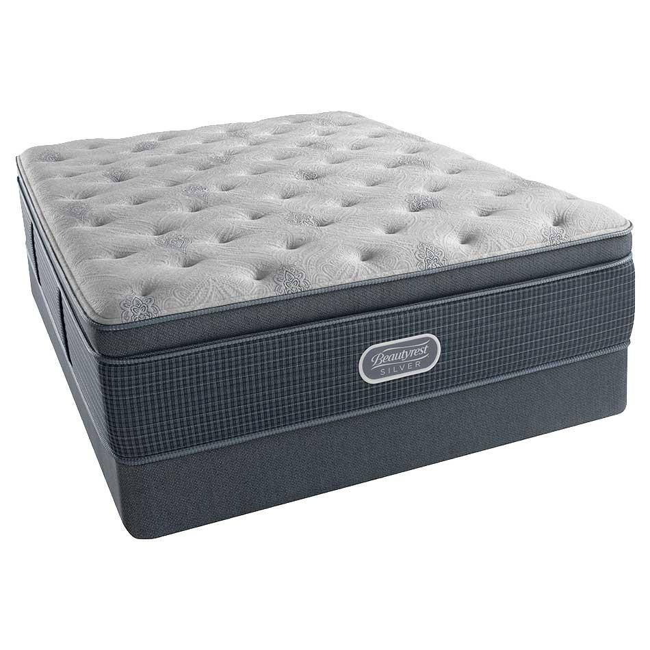 Simmons Beautyrest Silver Lena Luxury Firm Pillowtop