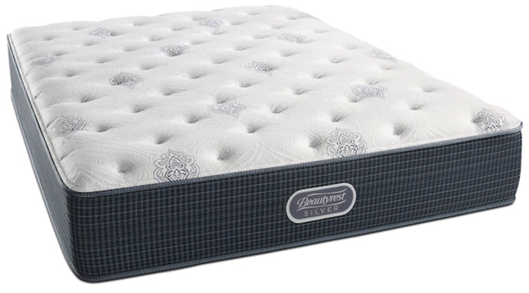 Simmons Beautyrest Silver The Urban Mist Plush