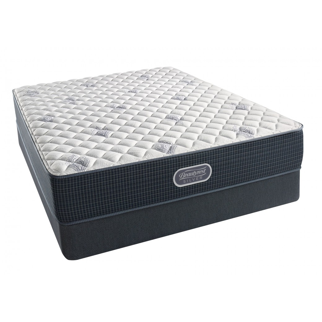 Simmons Beautyrest Silver West Palm Luxury Firm Mattress