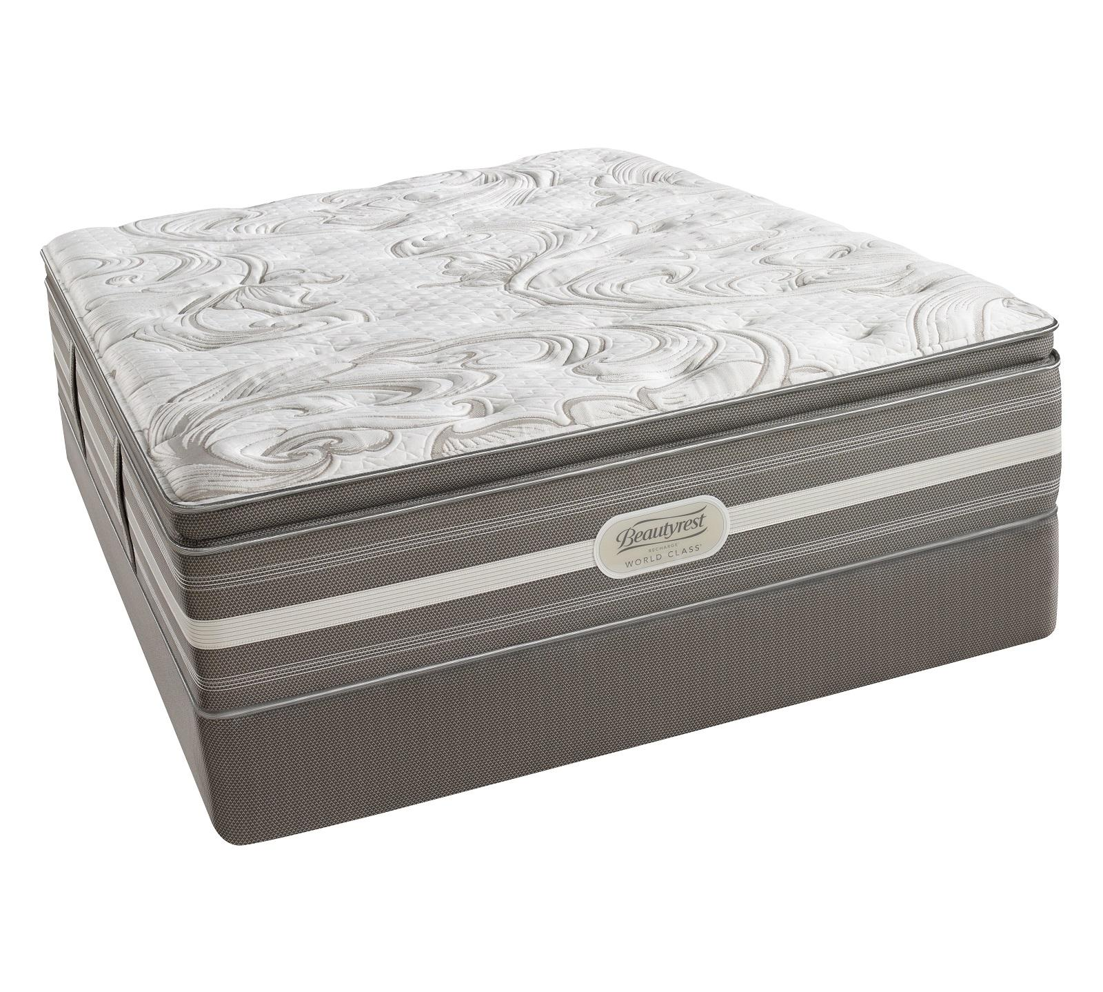 Simmons Beautyrest World Class Providence Plush Pillowtop