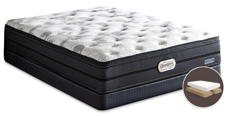 beautyrest mattress. Simmons Beautyrest World Class Zayne Firm Euro Top Mattress