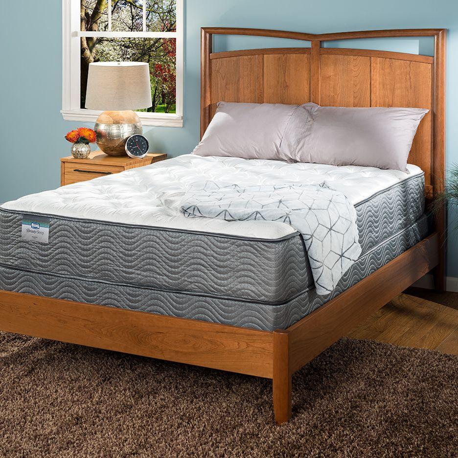 simmons beautysleep amos court plush mattress reviews goodbed com