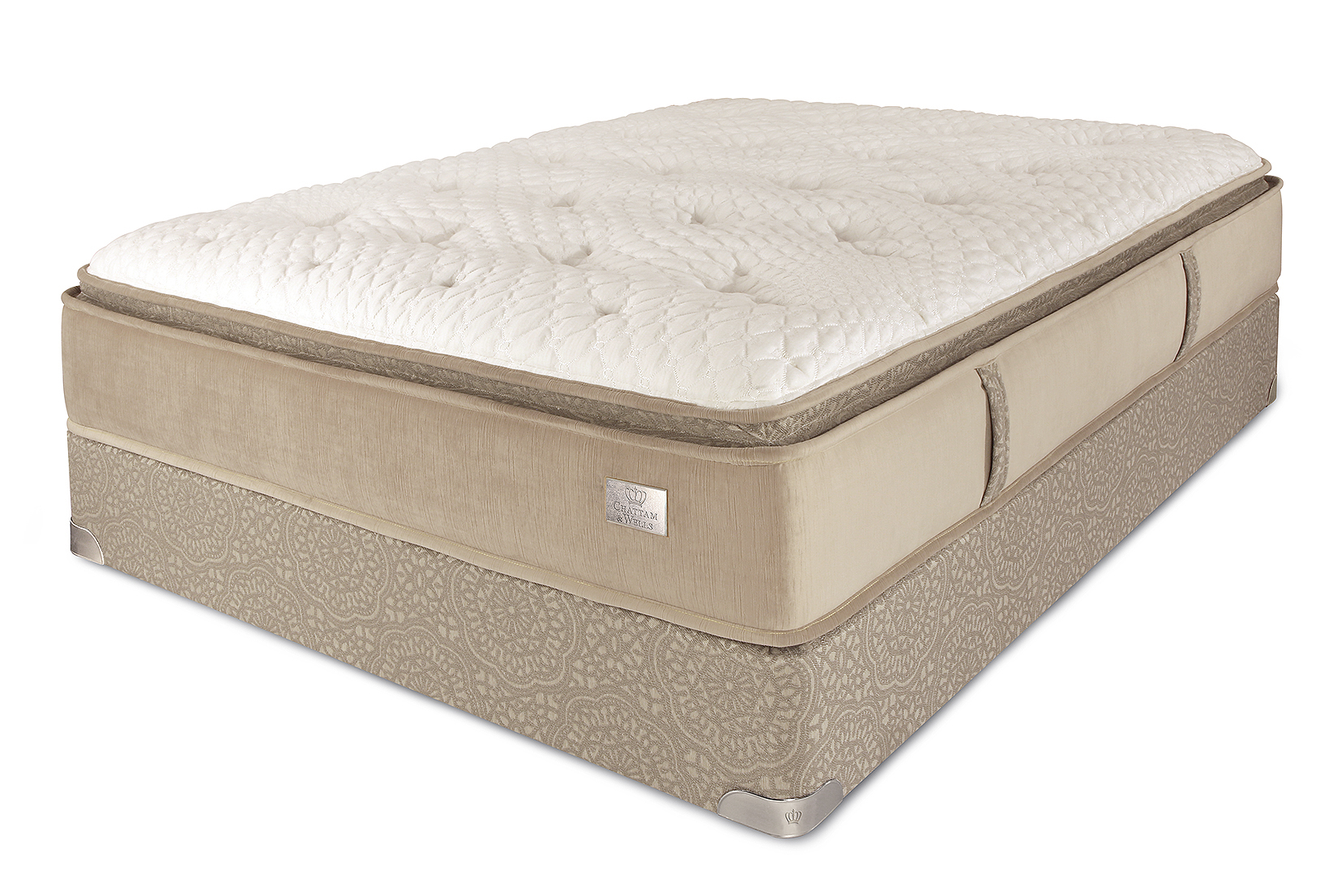 Chattam Amp Wells Hamilton Pillow Top Mattress Reviews