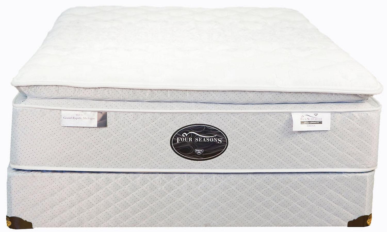 Spring Air Plush Pillow Top Mattress Reviews