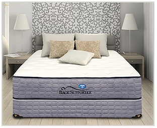 Spring Air Back Supporter Mattress Reviews GoodBed