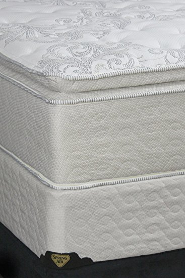 Spring Air Back Supporter Grand 13 Quot Pillowtop Mattress