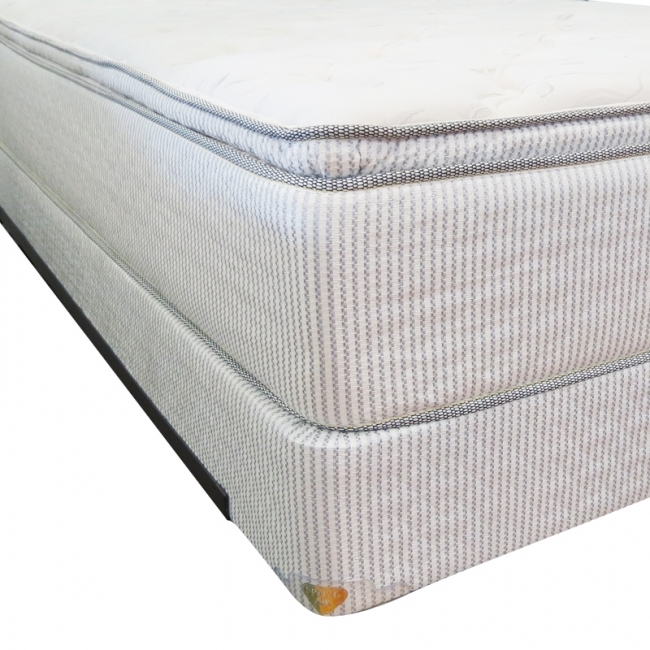 Spring air malibu pillowtop mattress reviews for Spring air mattress