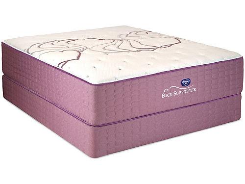 Spring Air Sleep Sense Level II Cushion Firm Mattress