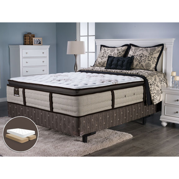 stearns u0026 foster laguna beach pillow top