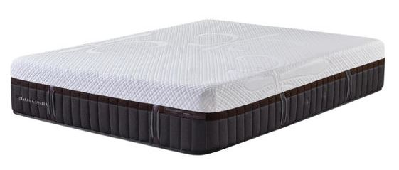 Stearns Foster Lux Estate Hybrid Brooklet Mattress Reviews Goodbed