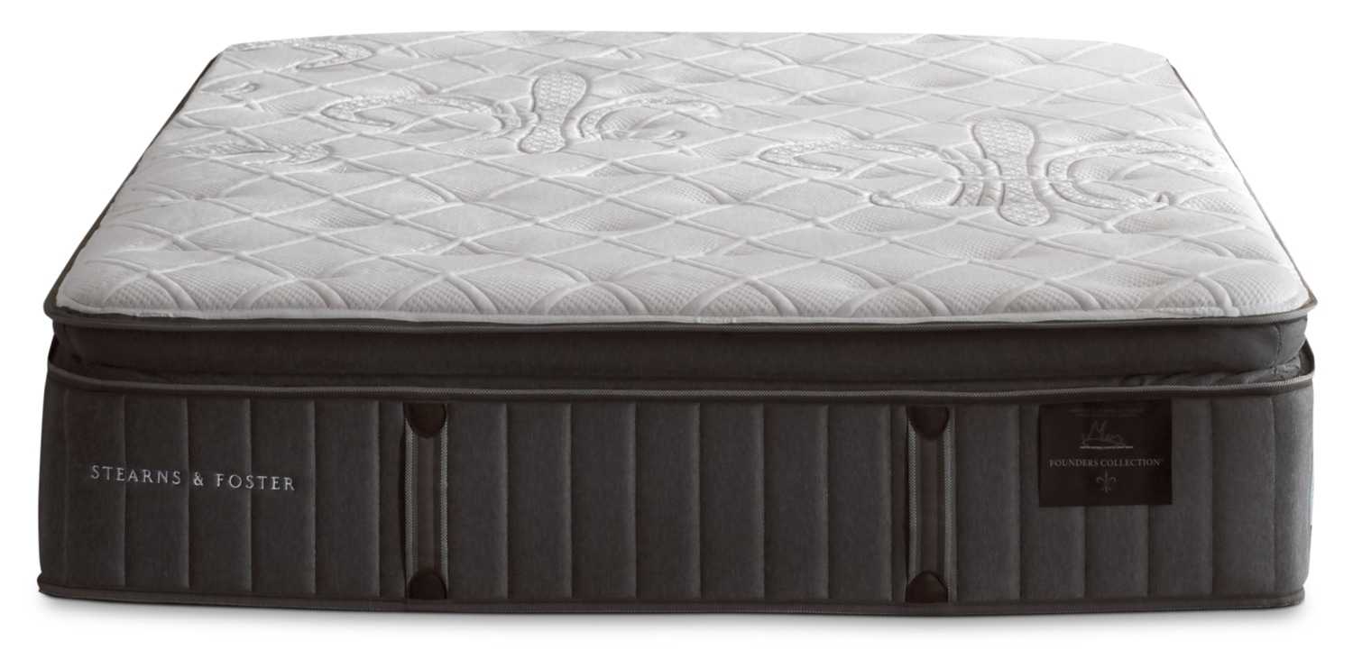 Stearns Amp Foster Princedale Luxury Firm Pillowtop Mattress Reviews Goodbed Com