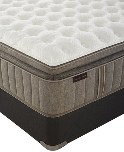 stearns and foster luxury plush reviews