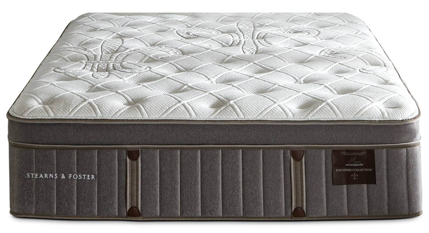 Stearns And Foster Reviews >> Stearns Foster Wynford Plush Euro Top Mattress Reviews