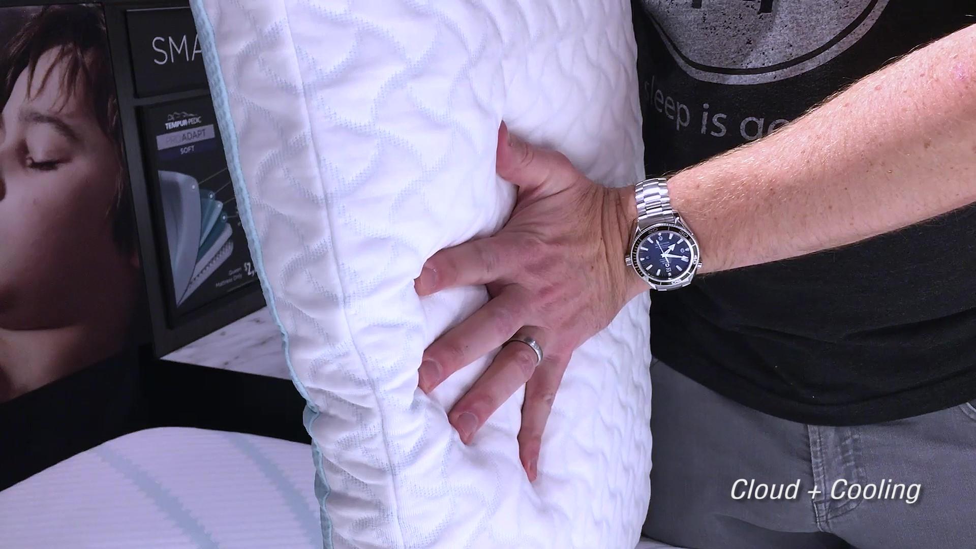 Tempur-Adapt Cloud + Cooling Pillow