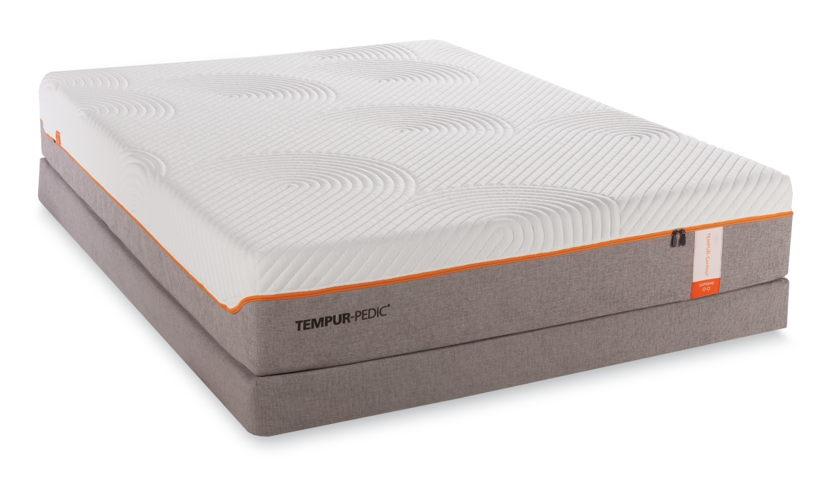 Tempur Contour Supreme Mattress Reviews Goodbed Com