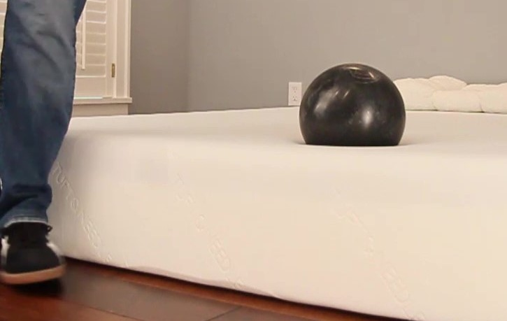Tuft & Needle Mattress Cushioning Depth
